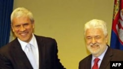 Kryeministri serb merr masa për shkarkimin e zëvendësit të tij