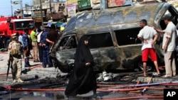 گروه دولت اسلامی مسوول بخش عمدۀ تلفات غیرنظامیان خوانده شده است.