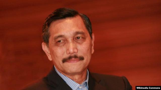 Ông Luhut Panjaitan nói 'Chúng tôi muốn tìm ra một giải pháp về vấn đề này thông qua đối thoại trong tương lai gần. Nếu không, chúng tôi sẽ đưa chuyện này ra tòa quốc tế'.