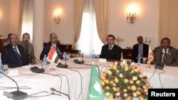 蘇丹和南蘇丹兩國總統星期六在埃塞俄比亞舉行峰會。