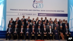 Turkey G20 Finance Ministers