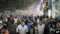 آرشیف: مظاهرات در مالدیف
