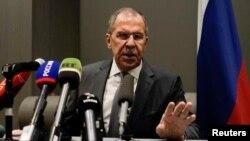 Rusya Dışişleri Bakanı Sergey Lavrov, Suriye konusunda Türkiye ve Rusya arasında bir anlaşma sağlanamadığını söyledi.
