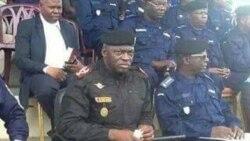 L'inspecteur provincial de la police congolaise à Kinshasa, le général Célestin Kanyama joint par Eddy Isango