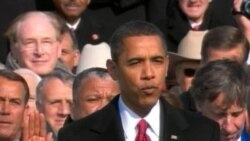 US Presidential Inaugurations Transfer Power Peacefully