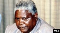 UMnu. Joshua Mqabuko Nkomo