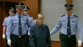 Korrupsioni në Kinë