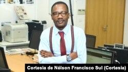 Nélson Francisco Sul, jornalista angolano