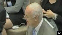 اظهارات نماینده خاص ملل متحد برای افغانستان در شورای امنیت
