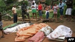 Số thi thể đếm được đã lên tới 803 người ở khu vực miền núi Serrana, phía bắc thành phố Rio de Janeiro