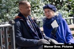 «ویل اسمیت» و «هلن میرن» در «زیبائی جانبی» از «دیوید فرنکل» New Line Cinema