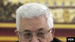 Abbas critica a Israel por negarse a renovar su moratoria en las construcciones de asentamientos en Cisjordania.