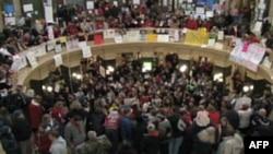 SHBA: Vazhdon beteja për buxhetin në shtetin Uiskonsin