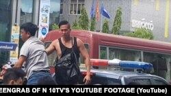 Will Nguyễn, 32 tuổi, bị khởi tố vào tháng trước về cáo buộc gây rối trật tự công cộng sau khi tham gia các cuộc biểu tình ở Thành phố Hồ Chí Minh vào ngày 10 tháng 6 trong lúc anh đang đi nghỉ ở Việt Nam.