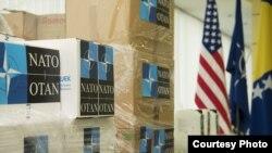 NATO helps Bosnia