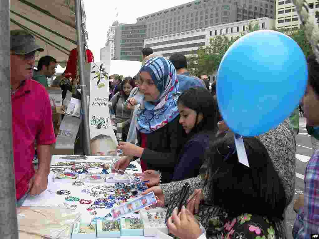 Washington'da Geleneksel Türk Festivali
