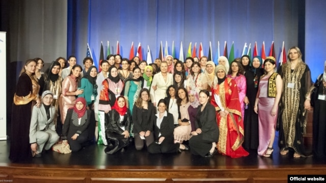 Women in Public Service Institute at Wellesley College, courtesy of US State Department