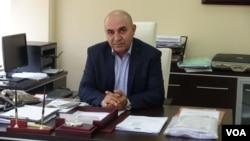 زیاد كاكه ڕهزا\ سهرۆكی فراكسیۆنی پارتی دیموكراتی كوردستان