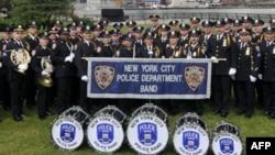 Ðoàn nhạc của cảnh sát New York, Hoa Kỳ