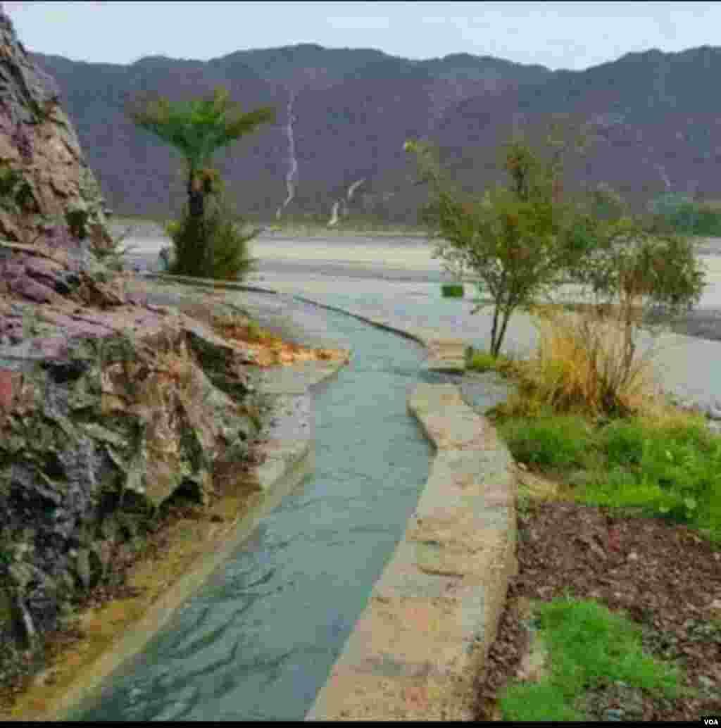 سیستان و بلوچستان- شهرستان نیکشهر، روستای گوروان و ملوران عکس: عبدالله (ارسالی شما)