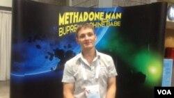Алексей Курманаевский, наркопотребитель и активист из Казани