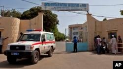 8月29日,一名男子在西非國家塞內加爾一家大學醫院,證實感染伊波拉病毒。