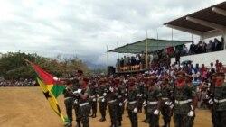 """São Tomé e Príncipe: Evaristo Carvalho diz que """"não podemos manter as Forças Armadas que temos hoje"""""""