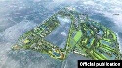 လွည္းကူး Eco Green City စီမံကိန္း