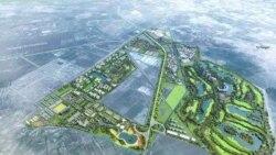 လွည္းကူး Eco Green City စီမံကိန္း ေ၀ဖန္ခံေနရ