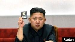 Lãnh đạo Triều Tiên Kim Jong Un.