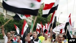 В Сирии убиты три демонстранта