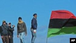 امریکہ لیبیا کے شورش زدہ علاقوں میں امدادی ٹیمیں بھیجے گا