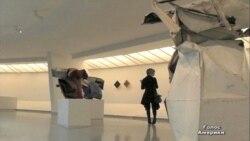 Виставка Чемберлейна - мистецтво чи металобрухт