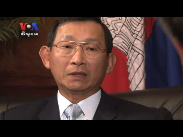Cambodia Sees Opportunity for US Investment in Agriculture (Part 1)