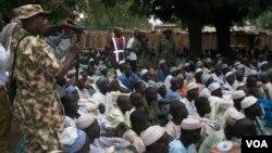 'Yan gudun hijira, Jihar Borno