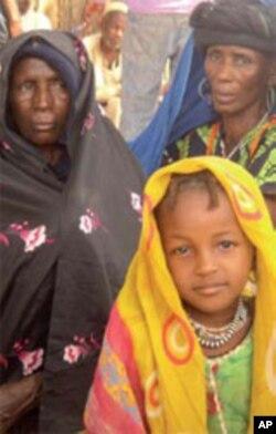 Southern Sudanese women
