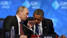 Putin va Obama boshidan bir-biri bilan til topisha olmagan