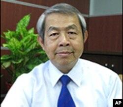 台湾原子能委员会副主委谢得志