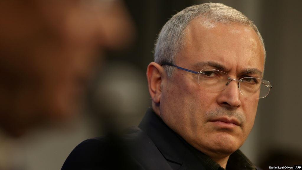 Руслан Осташко назвал Ходорковского прокладкой ЦРУ