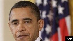 Президент США Барак Обама. Белый дом. Вашингтон. 2 марта 2011 года