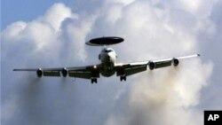 北約在阿富汗行動中的飛機(資料圖片)