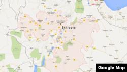 Akarere ka Oromia muri Etiyopiya