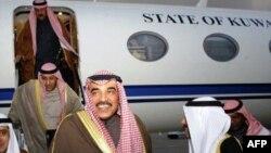 Kuveyt Dışişleri Bakanı Sabah al Halit el Sabah Tunus'ta