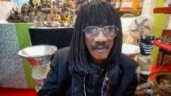 """8 de Maio Angola Fala Só - """"Sotaque não é nacionalidade"""" diz Charlebois Poaty"""