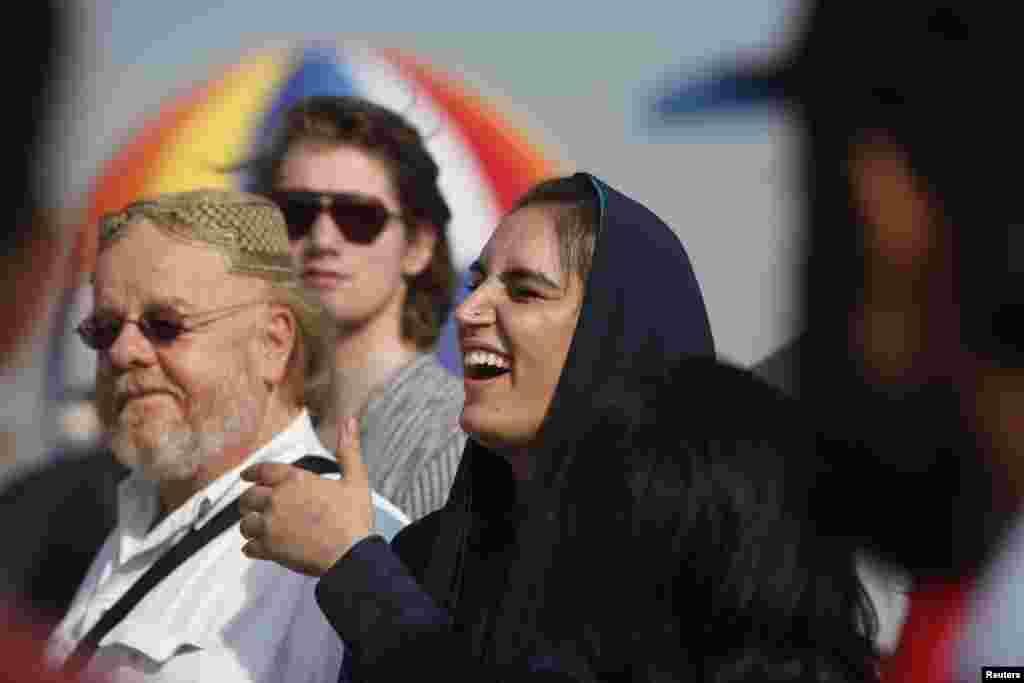 اس ریس کو دیکھنے کے لیے سابق مقتول وزیراعظم بے نظیر بھٹو کی بیٹی بختاور بھٹو زرداری نے بھی شرکت کی۔
