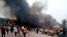 118 të vrarë nga dy shpërthime në Nigeri
