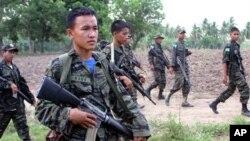 菲律賓軍方也經常面對激進份子威脅。