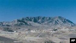 美國加州的一個稀土礦山附近地區