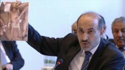 Support For Syrian Opposition Coalition