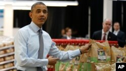 Predsednik Obama obilazi američke države i promoviše svoj plan i program